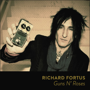 Richard Fortus of Guns N' Roses