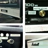 Some custom amp mods for Michal Pavlicek.