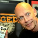 Wolf Hoffmann of Accept and the result of our collaboration - The Vivider octave divider pedal.